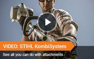 Watch Video - STIHL KombiSystem